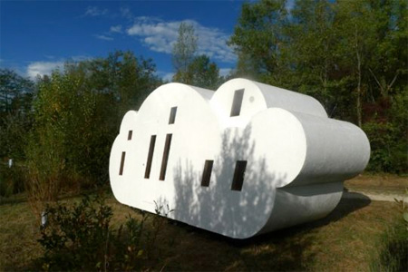 Cloud Inspired House