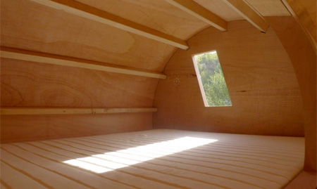 Cloud House Interior