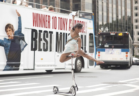Dancer Scooter