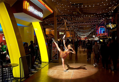 Dancer McDonalds