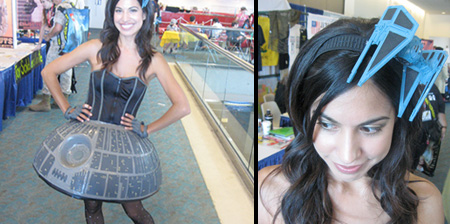Star Wars Death Star Dress