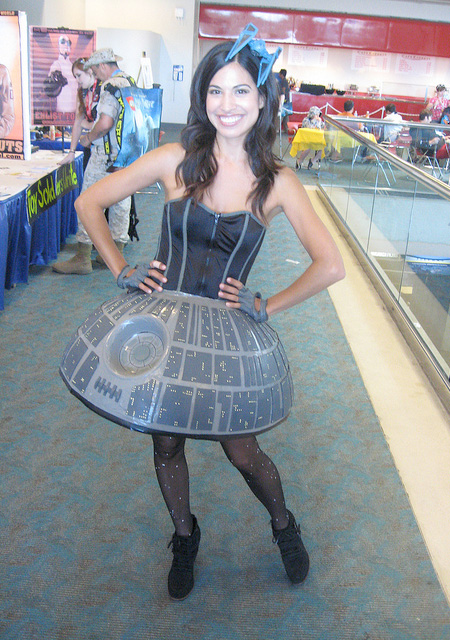 Death Star Dress