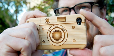 Camera Inspired iPhone Cases