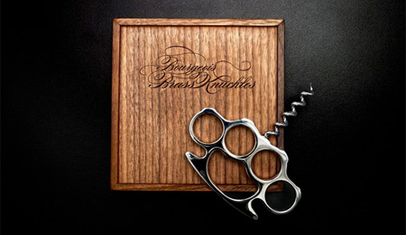 Knuckle Corkscrew