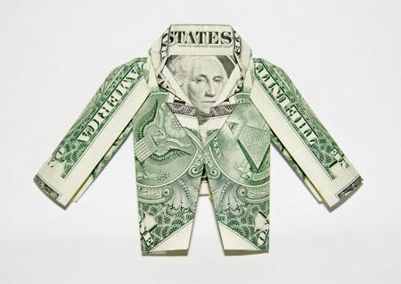 Jacket Origami