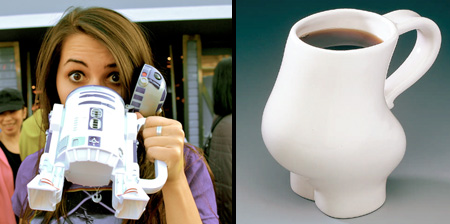 Cool and Unusual Mugs