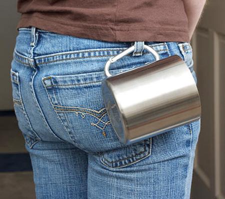 Carabiner Mug