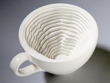 Topographic Mug