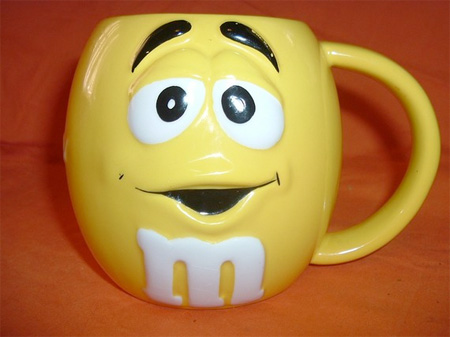 MandMs Coffee Mug