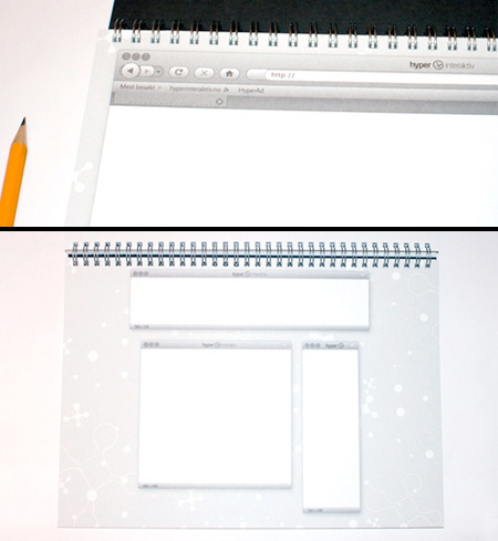 Web Design Notebook