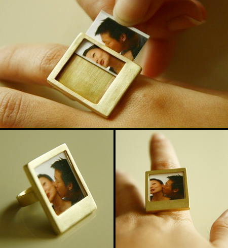 Photo Frame Ring