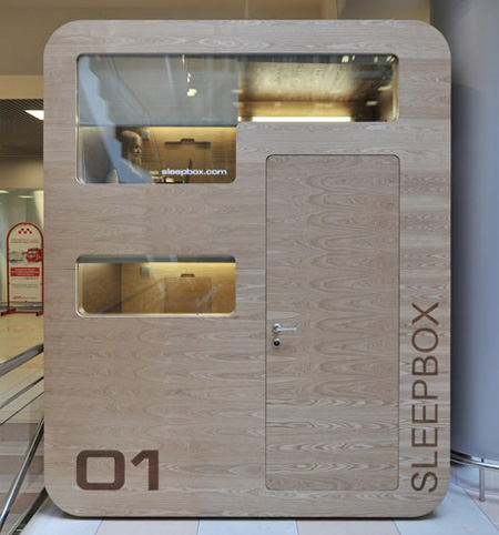 Arch Group Sleepbox