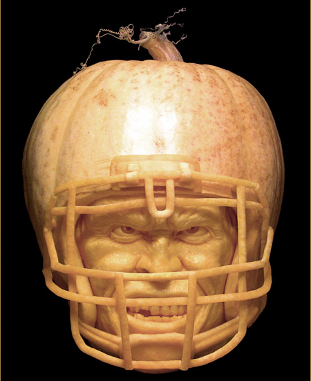 NFL Pumpkin