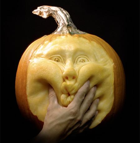 Squeeze Pumpkin
