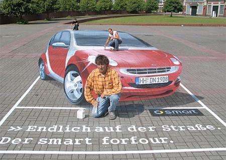 Car Street Art