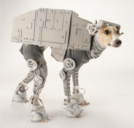 Star Wars AT-AT Halloween Dog Costume
