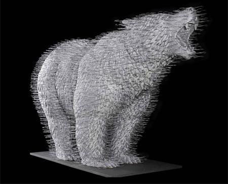 Coat Hanger Bear