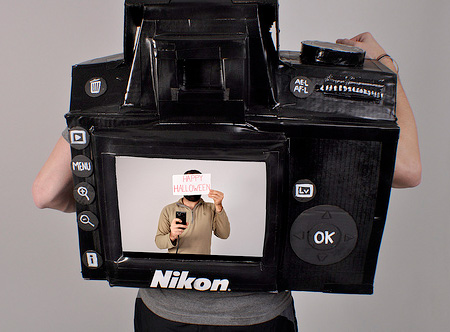 Nikon Halloween Costume