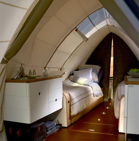 Opera Camper Interior