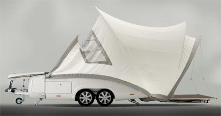 Opera Folding Camper