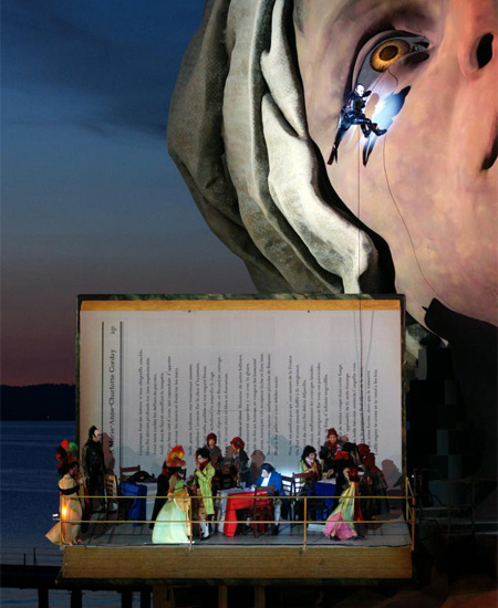 Amazing Opera Stage