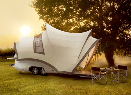 Collapsible Camper