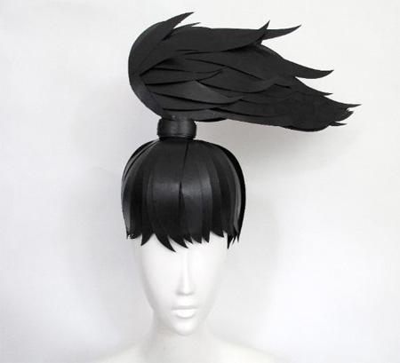 Unusual Wig