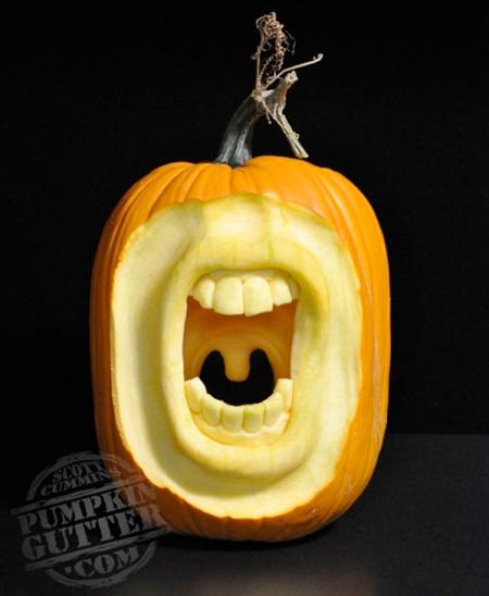 Uvula Pumpkin