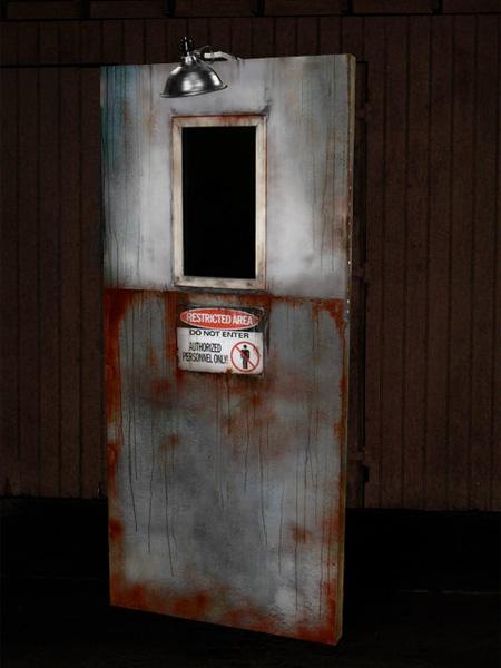 Animatronic Door