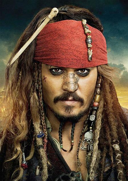 Pirate Nose
