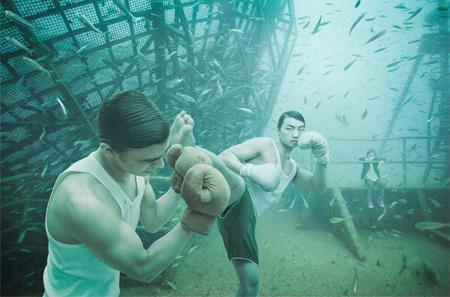 Andreas Franke Underwater Art Show