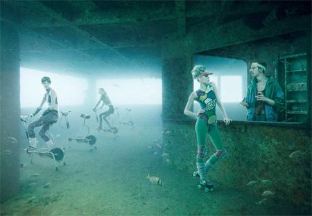 Andreas Franke Underwater Art