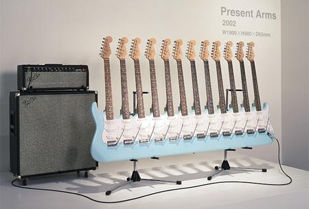12 Neck Guitar