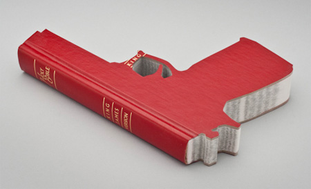 Holy Bible Handgun