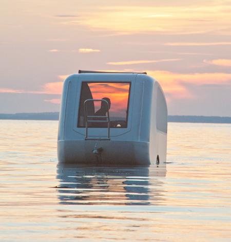 Camping Boat