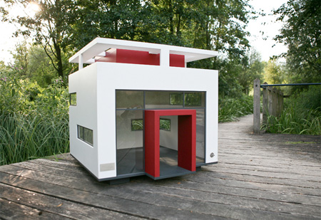 Cubix Doghouse