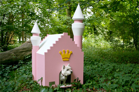 Castle Doghouse