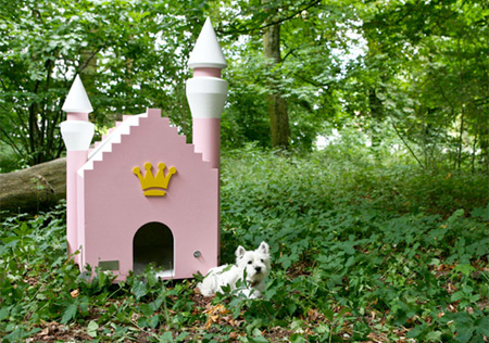 Fairytale Doghouse