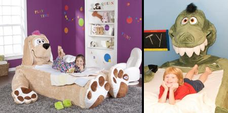 Stuffed Animal Beds