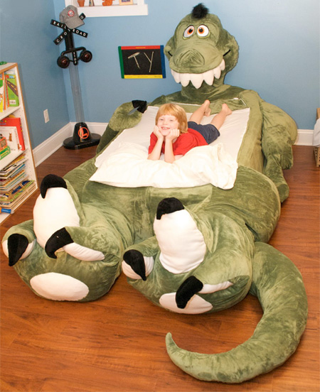 Stuffed Animal Bed