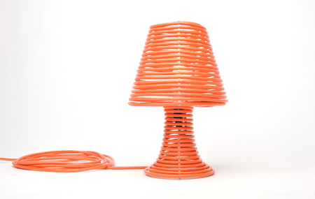 Extension Cord Lamp