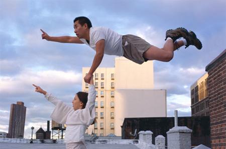 Li Wei Flying