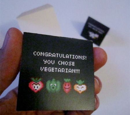 Vegeterian Meal