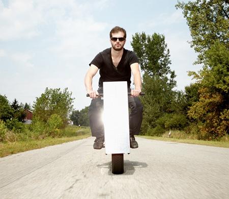 Joey Ruiter Motorcycle