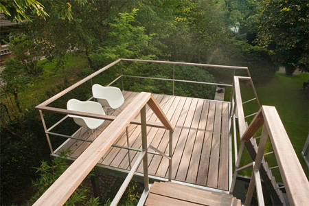 Tree House Terrace