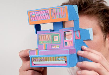 Paper Polaroid
