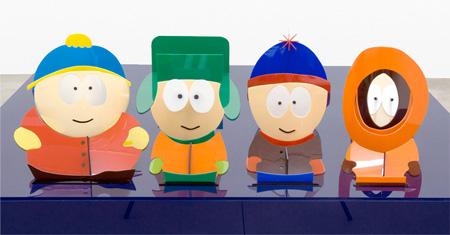 South Park Sculpture