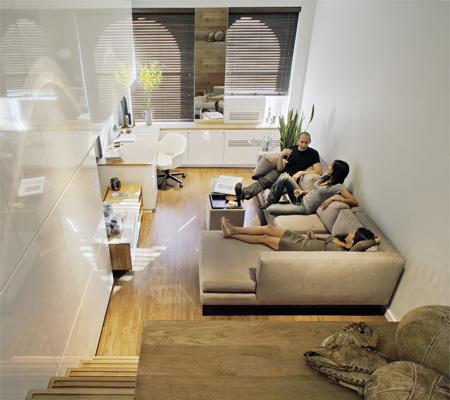 East Village Studio Apartment