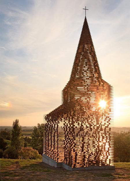 Church Sculpture
