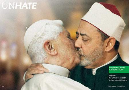 Pope and Sheikh of Al-Azhar Mosque